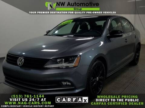 2018 Volkswagen Jetta for sale at NW Automotive Group in Cincinnati OH