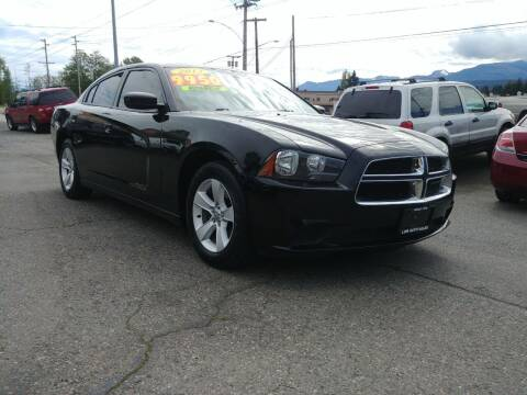 2013 Dodge Charger for sale at Low Auto Sales in Sedro Woolley WA
