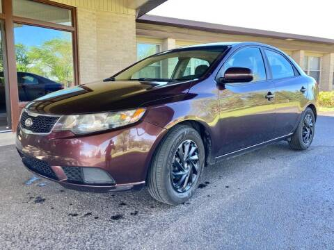 2011 Kia Forte for sale at Deals on Wheels Auto Sales in Scottville MI