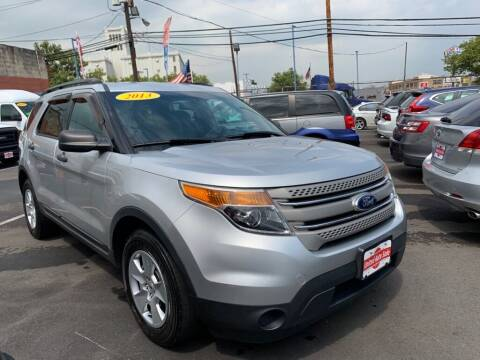2013 Ford Explorer for sale at United Auto Sales of Newark in Newark NJ