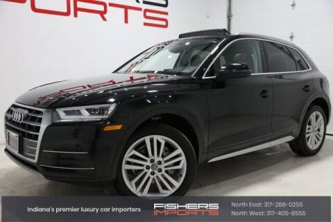 2019 Audi Q5 for sale at Fishers Imports in Fishers IN