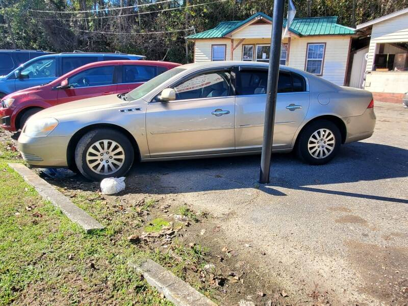 2006 Buick Lucerne for sale at Mc Calls Auto Sales in Brewton AL