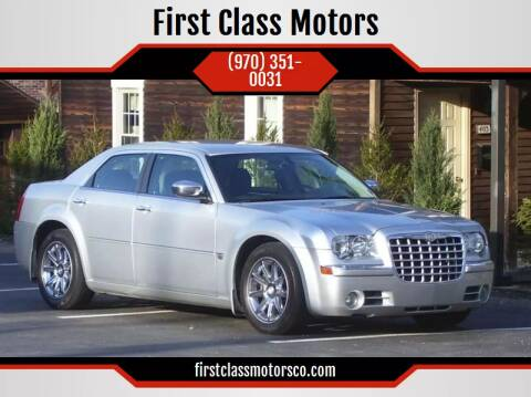 2005 Chrysler 300 for sale at First Class Motors in Greeley CO