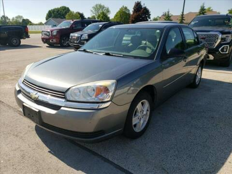 2005 Chevrolet Malibu for sale at Meyer Motors in Plymouth WI