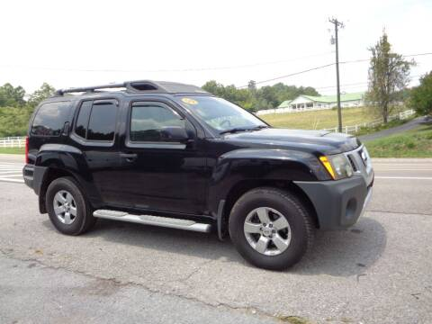 2009 Nissan Xterra for sale at Car Depot Auto Sales Inc in Seymour TN