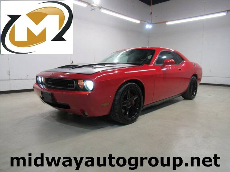 2009 Dodge Challenger for sale at Midway Auto Group in Addison TX