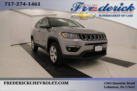 2018 Jeep Compass for sale at Lancaster Pre-Owned in Lancaster PA