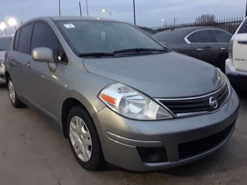 2012 Nissan Versa for sale at Auto Haus Imports in Grand Prairie TX
