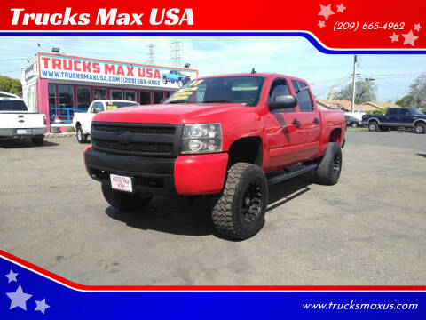 2007 Chevrolet Silverado 1500 for sale at Trucks Max USA in Manteca CA