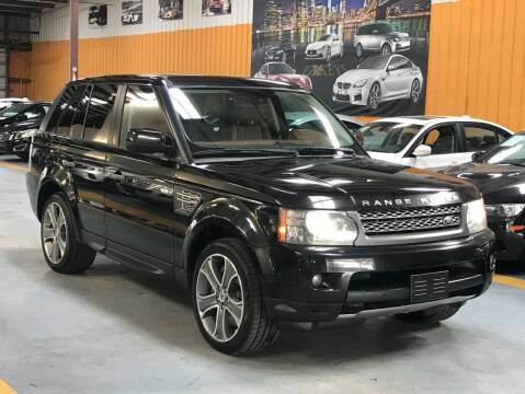 2011 Land Rover Range Rover Sport for sale at Auto Imports in Houston TX