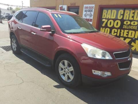 2011 Chevrolet Traverse for sale at Sunday Car Company LLC in Phoenix AZ