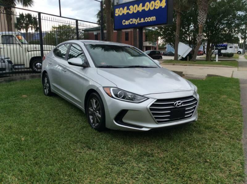 2017 Hyundai Elantra for sale at Car City Autoplex in Metairie LA