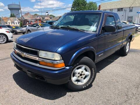 2002 Chevrolet S-10 for sale at Majestic Auto Trade in Easton PA