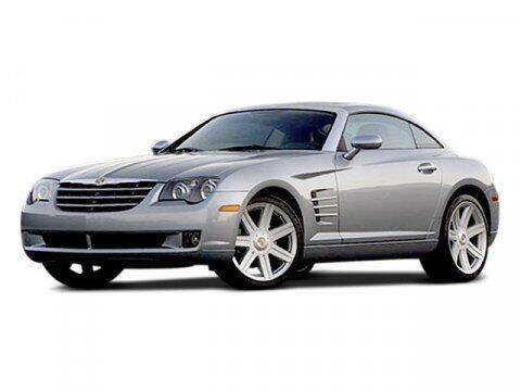 2008 Chrysler Crossfire for sale at DICK BROOKS PRE-OWNED in Lyman SC