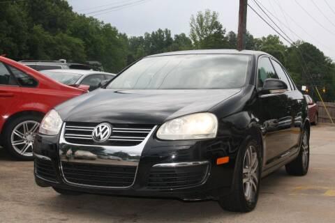 2006 Volkswagen Jetta for sale at GTI Auto Exchange in Durham NC