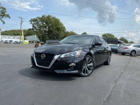 2019 Nissan Altima for sale at Auto Credit Group in Nashville TN