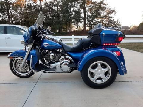 2007 Harley-Davidson FLHTCUI for sale at Rucker Auto & Cycle Sales in Enterprise AL