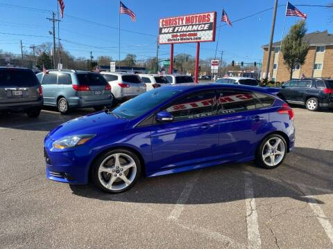 2014 Ford Focus for sale at Christy Motors in Crystal MN
