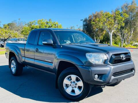 2015 Toyota Tacoma for sale at Automaxx Of San Diego in Spring Valley CA