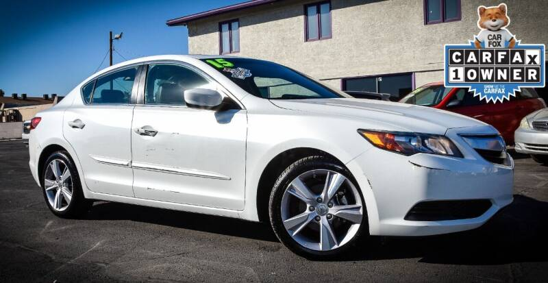 2015 Acura ILX for sale at Rahimi Automotive Group in Yuma AZ