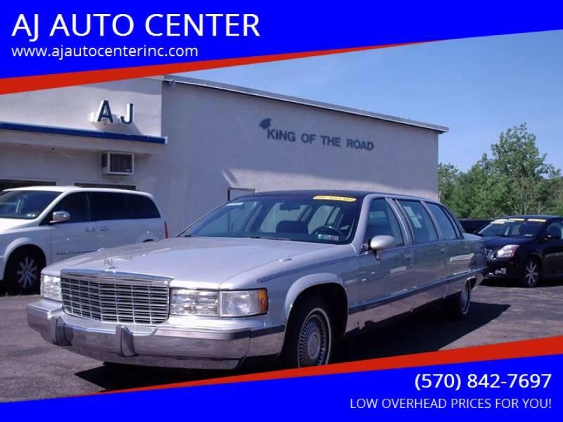 1994 Cadillac Fleetwood for sale at AJ AUTO CENTER in Covington PA