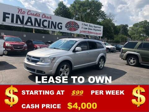 2009 Dodge Journey for sale at Auto Mart USA in Kansas City MO