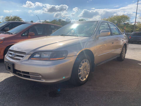 2001 Honda Accord for sale at Sonny Gerber Auto Sales 4519 Cuming St. in Omaha NE