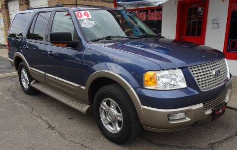 2004 Ford Expedition for sale at VISTA AUTO SALES in Longmont CO