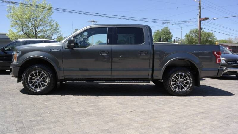2019 Ford F-150 for sale at Cars-KC LLC in Overland Park KS