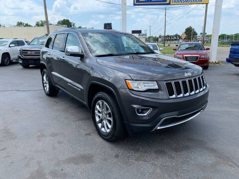 2014 Jeep Grand Cherokee for sale at Summit Palace Auto in Waterford MI