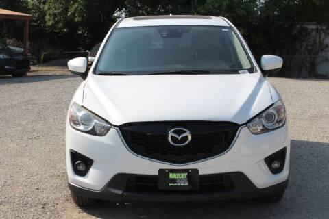 2014 Mazda CX-5 for sale at Bailey & Sons Motor Co in Lyndon KS