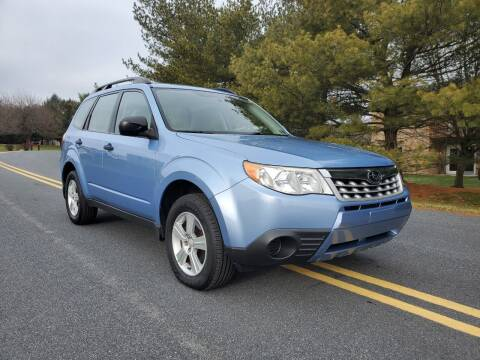 2011 Subaru Forester for sale at RoseLux Motors LLC in Schnecksville PA