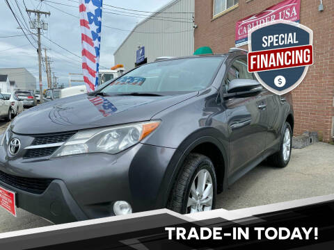 2015 Toyota RAV4 for sale at Carlider USA in Everett MA