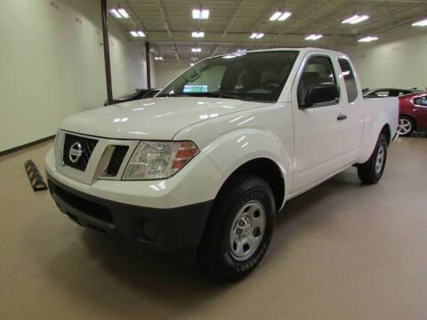 2018 Nissan Frontier for sale at Work-Van.com in Union City GA