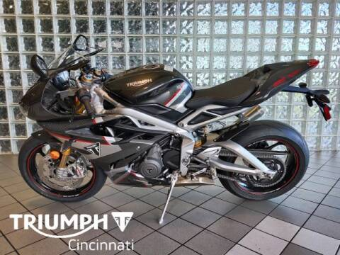 2020 Triumph Daytona Moto2 for sale at TRIUMPH CINCINNATI in Cincinnati OH
