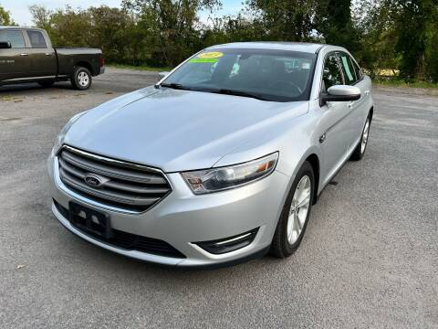 2013 Ford Taurus for sale at Route 30 Jumbo Lot in Fonda NY