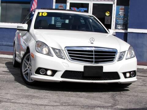 2010 Mercedes-Benz E-Class for sale at Orlando Auto Connect in Orlando FL
