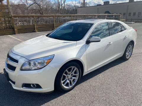 2013 Chevrolet Malibu for sale at Independent Auto Sales in Pawtucket RI