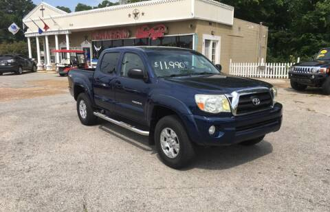2005 Toyota Tacoma for sale at Townsend Auto Mart in Millington TN