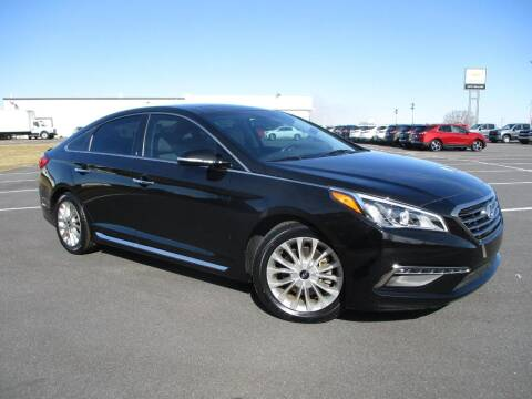 2015 Hyundai Sonata for sale at Auto Gallery Chevrolet in Commerce GA