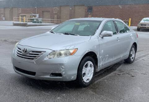 2007 Toyota Camry for sale at The Bengal Auto Sales LLC in Hamtramck MI