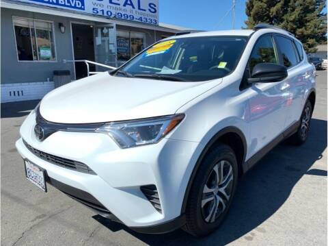 2018 Toyota RAV4 for sale at AutoDeals in Daly City CA