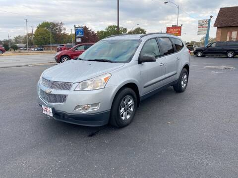2012 Chevrolet Traverse for sale at Approved Automotive Group in Terre Haute IN