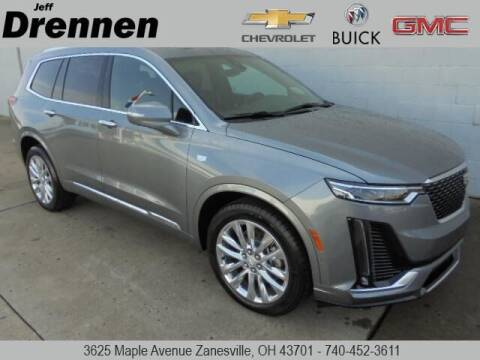 2020 Cadillac XT6 for sale at Jeff Drennen GM Superstore in Zanesville OH