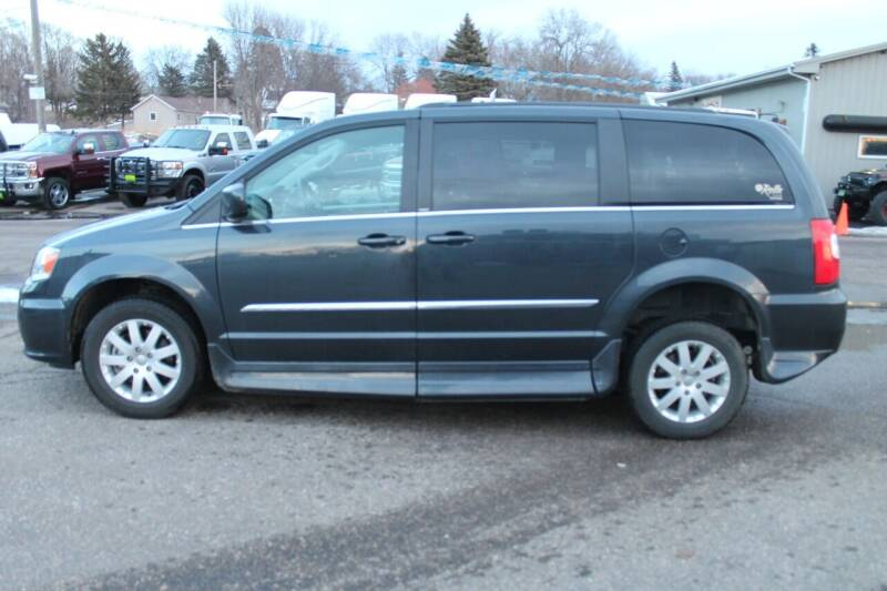 2014 Chrysler Town and Country for sale at LA MOTORSPORTS in Windom MN
