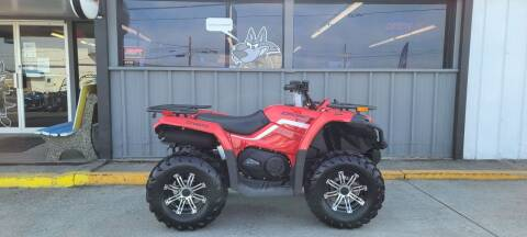 2021 CFMOTO 500S for sale at WolfPack PowerSports in Moses Lake WA