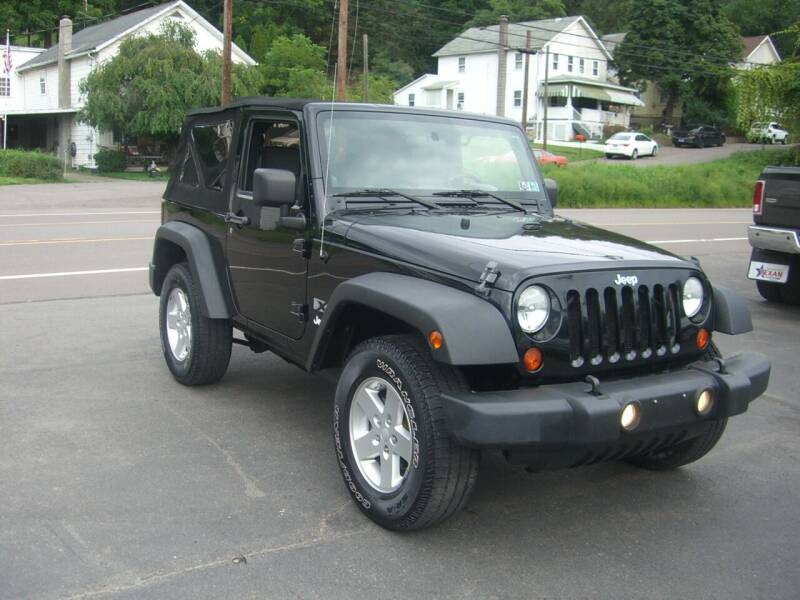 2009 Jeep Wrangler for sale at AUTOTRAXX in Nanticoke PA