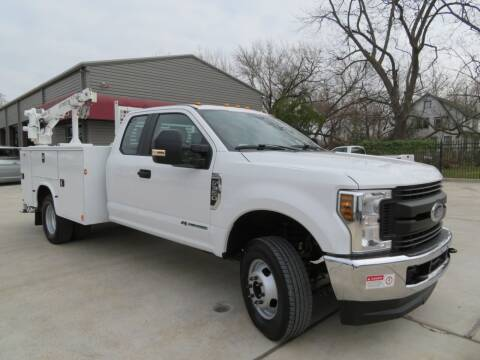 2019 Ford F-350 Super Duty for sale at TIDWELL MOTOR in Houston TX