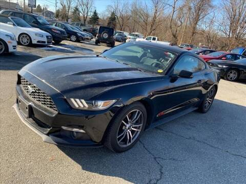 2017 Ford Mustang for sale at AutoConnect Motors in Kenvil NJ