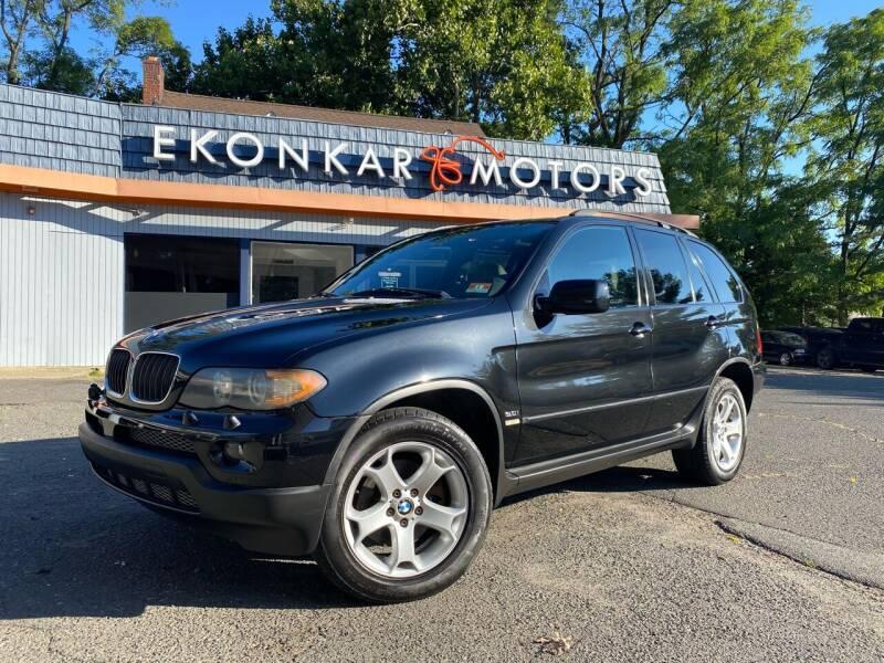 2006 BMW X5 for sale at Ekonkar Motors in Scotch Plains NJ